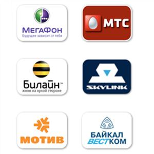 Операторы сотовой связи Оконешниково