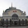 Железнодорожные вокзалы в Оконешниково