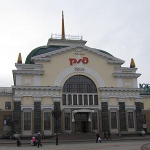 Железнодорожные вокзалы Оконешниково